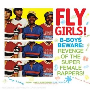Fly Girls: Revenge Of The Female Rappers album cover
