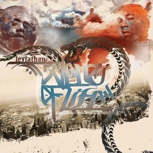 Leviathan: Break The Spell album cover