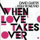 When Love Takes Over (Sin... album cover