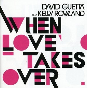 When Love Takes Over (Single) album cover