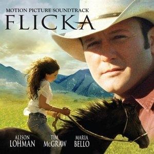 Flicka: Motion Picture Soundtrack album cover