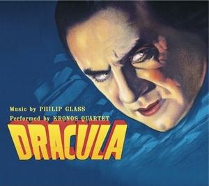 Philip Glass: Dracula album cover