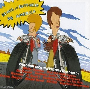 Beavis And Butt-Head Do America: Original Motion Picture Soundtrack album cover