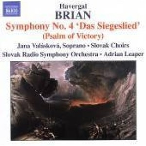 Brian: Symphonies Nos.17 And 32 album cover