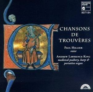 Chansons De Trouvères album cover