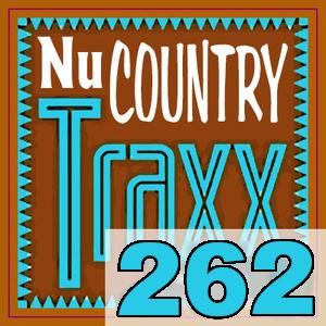 ERG Music: Nu Country Traxx, Vol. 262 (February 2021) album cover