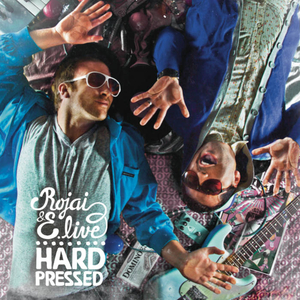 Hard Pressed album cover