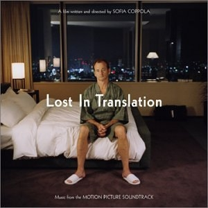 Lost In Translation: Music From The Motion Picture Soundtrack album cover