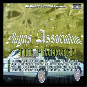 The Product album cover