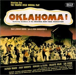 Oklahoma! (Original 1943 Broadway Cast)  album cover
