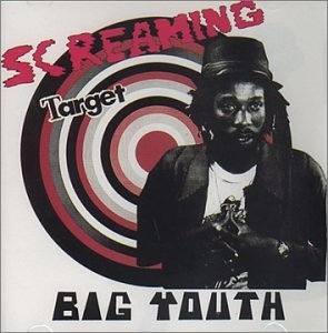 Screaming Target album cover