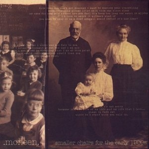 Smaller Chairs For The Early 1900's (EP) album cover