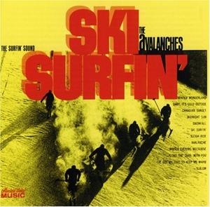 Ski Surfin' album cover