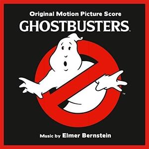 Ghostbusters: Original Motion Picture Score album cover