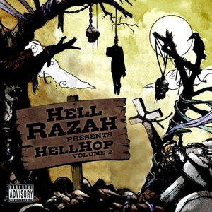 Hell Razah Presents Hell-Hop, Volume 2 album cover