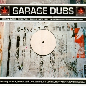 Garage Dubs album cover