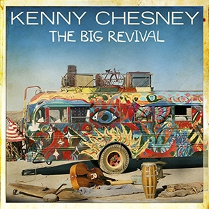 The Big Revival album cover