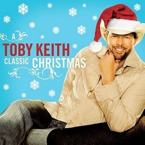 A Toby Keith Classic Christmas album cover