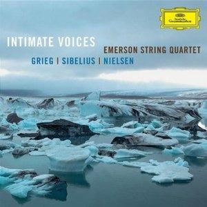 Intimate Voices album cover