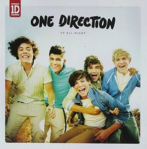 Up All Night album cover