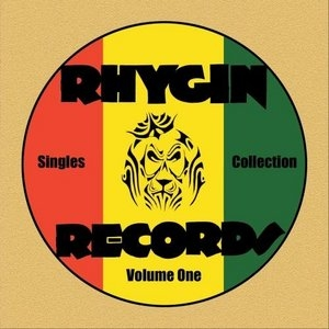Rhygin Singles Collection, Vol. 1 album cover