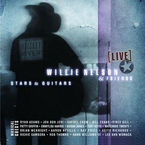 Willie Nelson & Friends: Stars & Guitars album cover