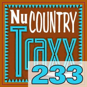ERG Music: Nu Country Traxx, Vol. 233 (September 2018) album cover