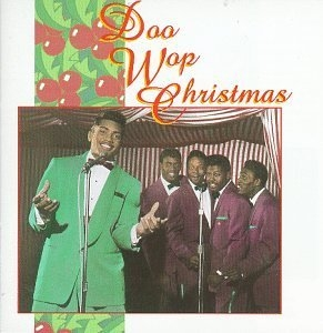 Doo Wop Christmas (Rhino 1992) album cover