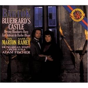 Bartok: Bluebeard's Castle album cover