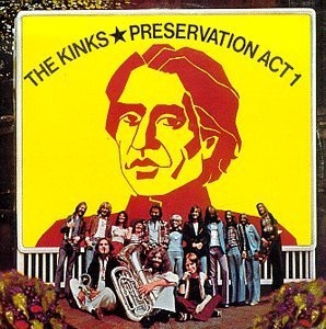 Preservation Act 1 album cover