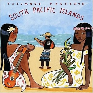 Putumayo Presents: South Pacific Islands album cover