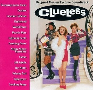 Clueless: Original Motion Picture Soundtrack album cover