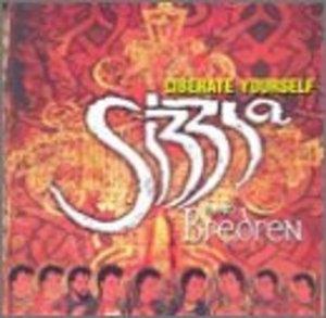 Sizzla & Bredren: Liberate Yourself album cover