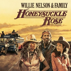 Honeysuckle Rose album cover
