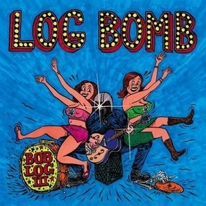 Log Bomb album cover