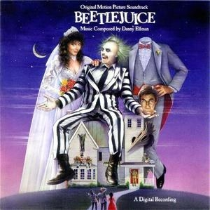 Beetlejuice: Original Motion Picture Soundtrack album cover