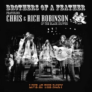 Brothers Of A Feather: Live At The Roxy album cover