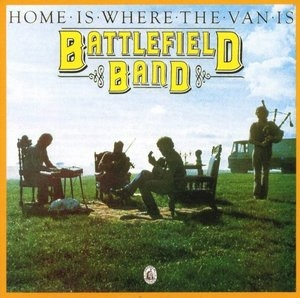 Home Is Where The Van Is album cover