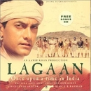 Lagaan: Once Upon A Time ... album cover