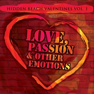 Hidden Beach Valentines 1: Love Passion & Other album cover