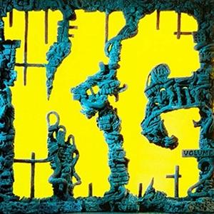 K.G. album cover