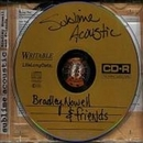 Acoustic: Bradley Nowell ... album cover