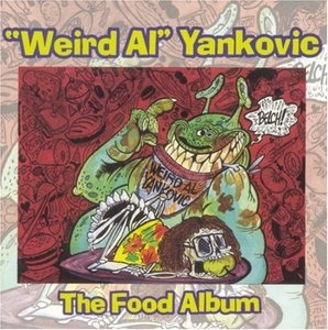 The Food Album album cover