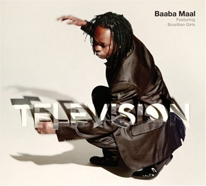 Television album cover