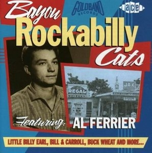 Bayou Rockabilly Cats album cover