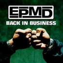 Back In Business album cover