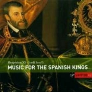 Music For The Spanish Kings album cover