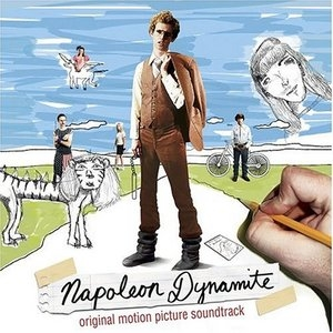 Napoleon Dynamite (Original Motion Picture Soundtrack) album cover