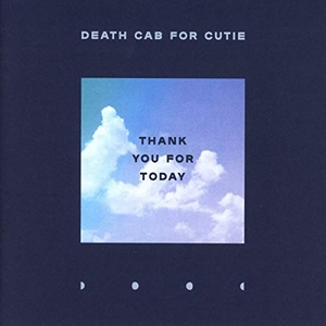 Thank You For Today album cover