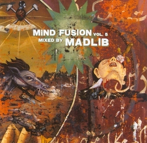 Mind Fusion Vol. 5 album cover